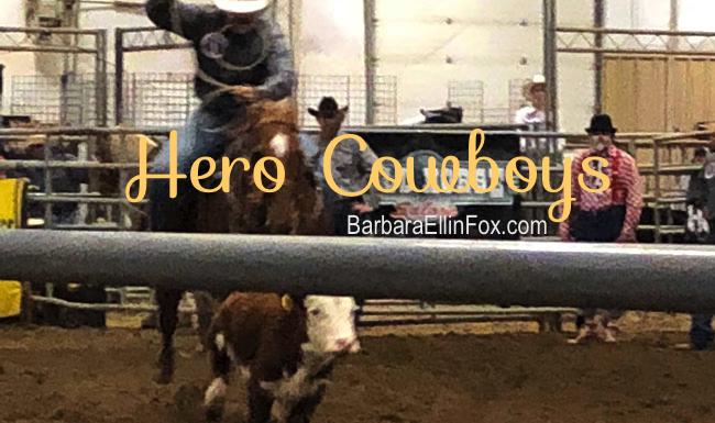 heroes BarbaraEllinFox.com